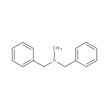 甲基二苄胺,102-05-6,结构式