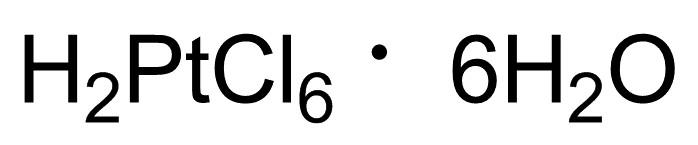 氯铂酸,18497-13-7,结构式